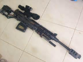 Mod Nerf Longstrike Sniper Rifle
