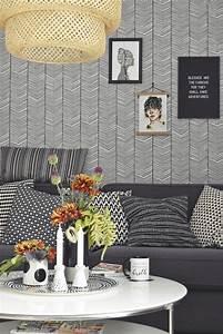 Vinyltapete Tapezieren Tipps : tipps zum mustertapeten kleben unser wohnzimmer makeover ~ Markanthonyermac.com Haus und Dekorationen