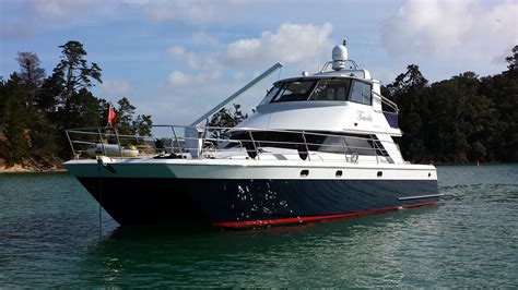Used Fishing Boat For Sale In New Zealand by Search Listing Decked Out Yachting Auckland Charter
