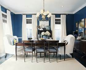 Emily Henderson Rugs by Dining Out In Your New Navy Blue Dining Room
