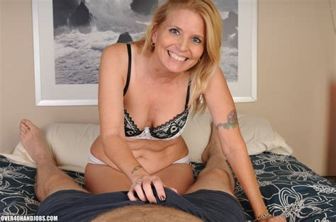 Mrs Sky Martin Catches Joey Jerking Off Over 40
