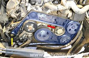 Mercedes Benz W203 Timing Chain Tensioner Replacement  Mercedes Timing Chain Replacement