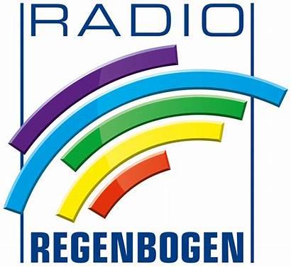 Regenbogen Radio Svg Fm Datei Ist Warum