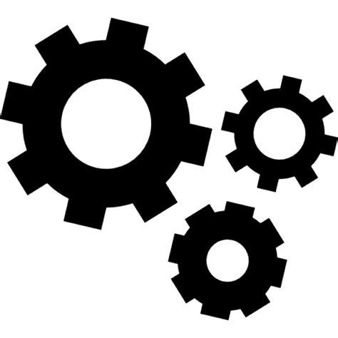 telecharger icone bureau gratuit engrenages fixés télécharger icons gratuitement