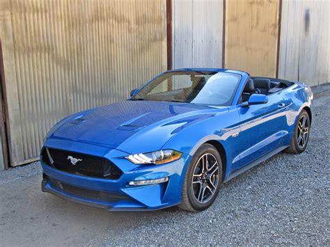 Mustang Gt Premium :  2019 Ford Mustang Gt Convertible Premium