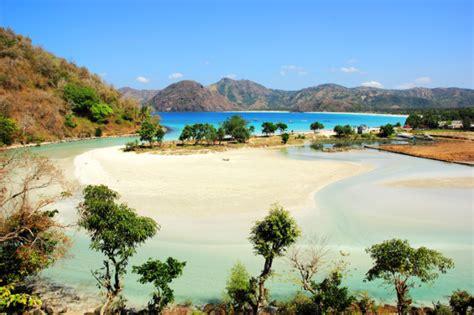 rute  lokasi  tempat wisata alam  lombok