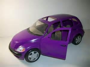Monster High Barbie Doll Cars