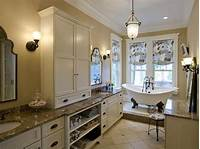 bathroom cabinet ideas Bathroom Pendant Lighting and How to Incorporate It into ...