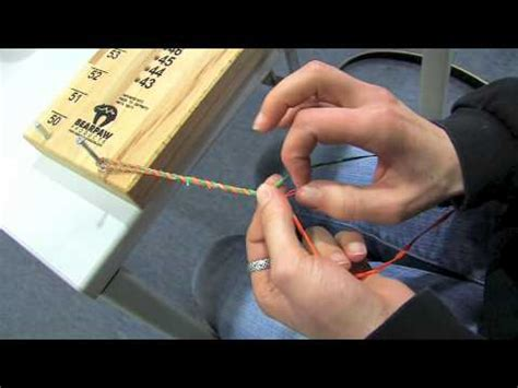 string bild archery basics 15 how to make your own bow string