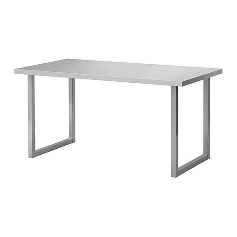 ikea stainless steel table a place 2 call home ikea hack desk