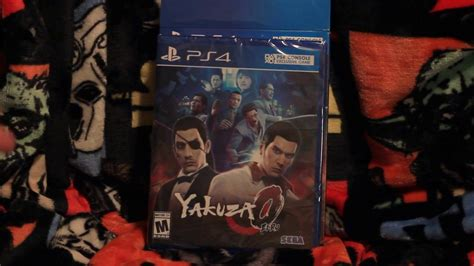 yakuza  business launch edition unboxing youtube