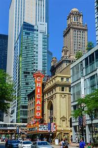 Chicago Theatre · Buildings of Chicago · Chicago ...  Chicago
