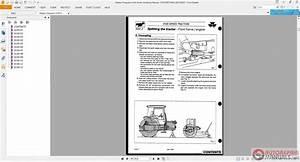Massey Ferguson Service 6100 Complete Tractor Workshop