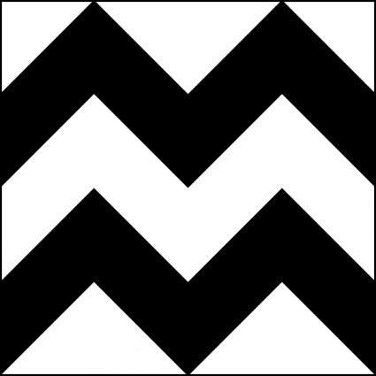 zigzag patterns tile clip art vector clip art ai svg