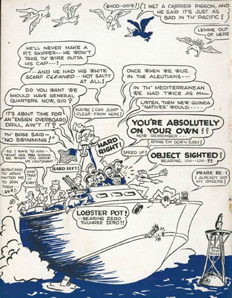 Pt Boat Line Drawings by Your Pt Boat