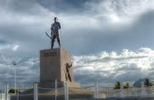 Guyana 1823 Monument