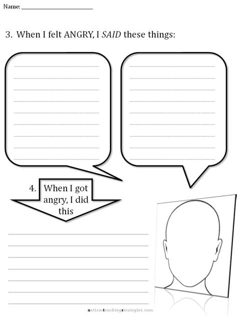 images  printable behavior worksheets  teens