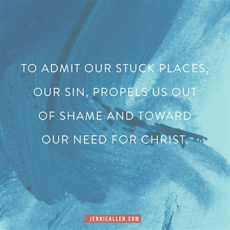 When God Breathes into the Dark Places - Jennie Allen