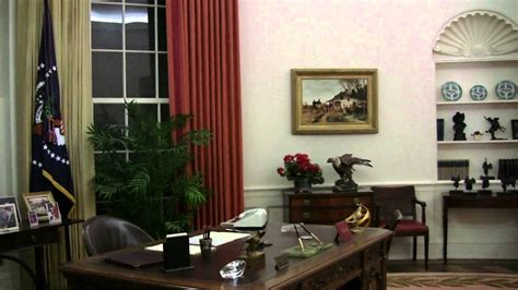 oval office    ronald reagan library youtube