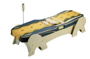 migun thermal massage bed