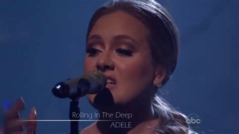 Adele  Rolling In The Deep (live At Dancing With The