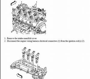Where Are Spark Plugs Located On Gmc Terrain 2011 Model