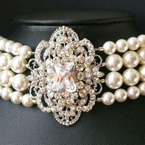 diamonds  pearls themed weddings diamonds