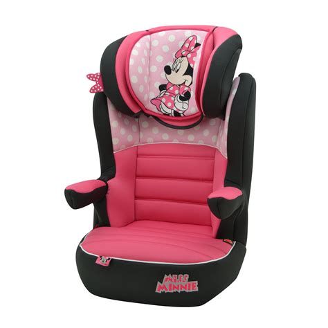 siege auto cars disney nania r way disney child high back booster car seat