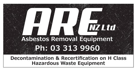 arenzltd asbestos removal equipment nz