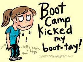 Fitness Boot Camp Clip Art