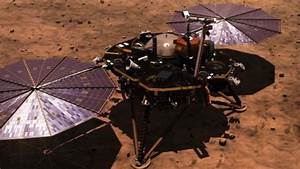 NASA's InSight lander has touched down on Mars | WNEP.com