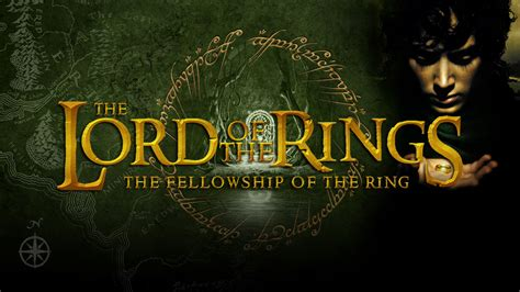 The Lord Of The Rings The Fellowship Of The Ring Movie