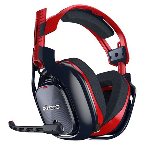 open box astro  tr  edition gaming headset navy
