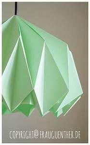 Origami Lampe Anleitung : die besten 25 lampenschirm selber machen ideen auf pinterest kreative lampen kreative lampen ~ Watch28wear.com Haus und Dekorationen