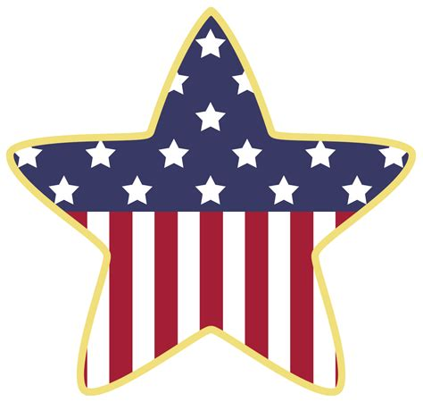 July 4 Clip 4th Of July Clipart Clipart Suggest