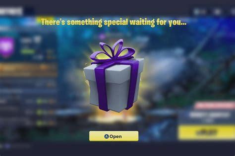 el sistema de regalos estaria listo  hacer su debut en