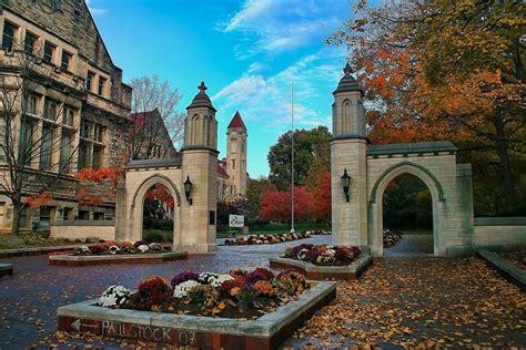 indiana university bloomington bloomington indiana