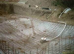 ferraillage bloc a bancher cheap chainage maison with With construire sa piscine en bloc a bancher