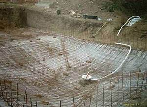 ferraillage bloc a bancher cheap chainage maison with With construire sa piscine en dur