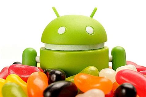 jelly bean android android fragmentation jelly beans overtakes gingerbread
