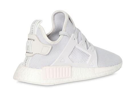 """adidas NMD XR1 """"Triple White""""   SneakerNews.com"""