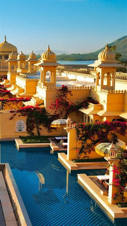 India Hotel Beach Landscape Sea Pool Habitat