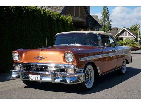 1956 Chevrolet Bel Air For Sale  Classiccarscom Cc902963