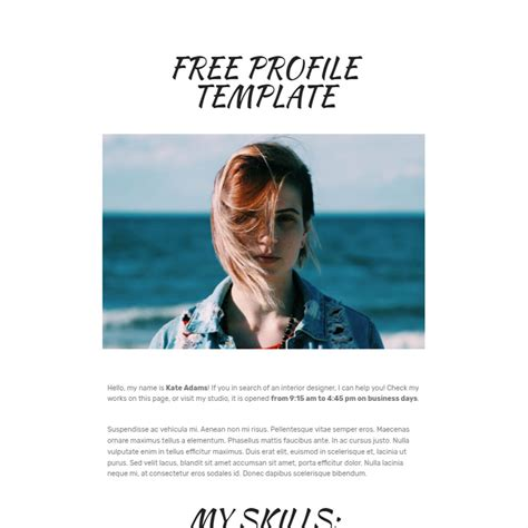 Free Template by Free Bootstrap Template 2019