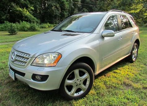 Find & compare performance, practicality, chassis, brakes, top speed, acceleration, suspension, engine, weights, luggage & more. Find used 2008 Mercedes-Benz ML320 CDI Sport Utility 4-Door 3.0L in Waldorf, Maryland, United ...