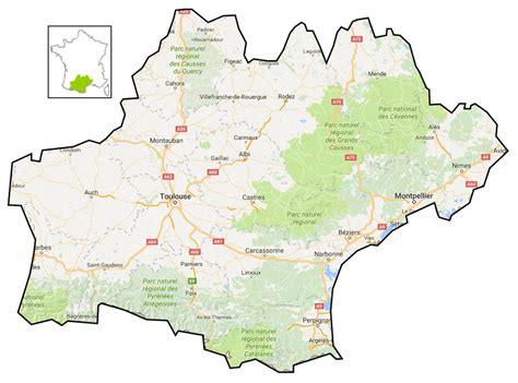 Things to do in occitanie, france: French Corner: Discover Occitanie! (December 2016 ...