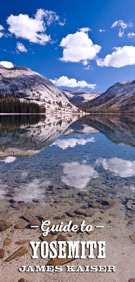 Complete Guide Yosemite National Park Discover The
