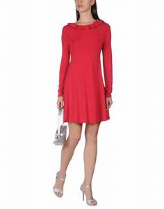 Watters Wedding Dress Size Chart Red Valentino Jersey Ruffle Short Night Out Dress Size 16