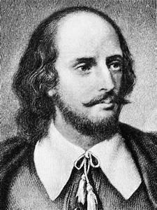 William Shakespeare ClipArt ETC