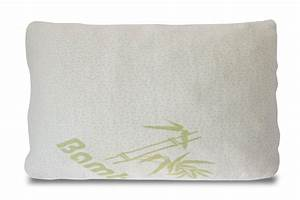 Bamboo memory foam lumbar pillow for Bamboo pillows for sale